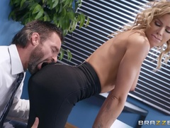 Big Tits at Work (Brazzers): Scanner Scandal