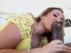 Richelle Ryan punishes her naughty stepson