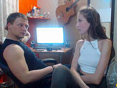 Horny Russian Amateur college lady Try To Seduce Drunk Guy 166888E2548-101FF - HD WebcamSpies.Com