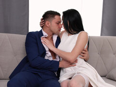 Kiara Gold bold enough to experiment in bed with her man