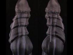 Alex Killian VS Bad Dragon 'Nova'