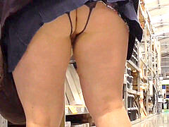 Crotchless undies - shopping again