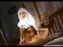 Italian Nun Does ass-fuck