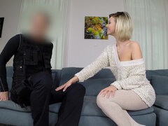 Hot milf Vicky Love seduces police officer