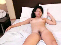 chinese Sex Diary - plump Filipina struggles with anal fuck-fest