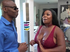 Black ebony cock loving moms in hardcore compilation feat. anal sex, threesome and cumshots