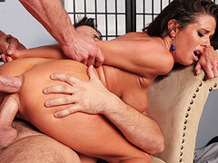 Veronica Avluv's Love Holes Shagged Hardcore