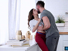 Next door couples and real life lovers fuck on video