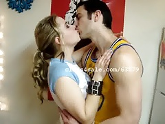 Wes and Taylor Kissing Part3 Video5