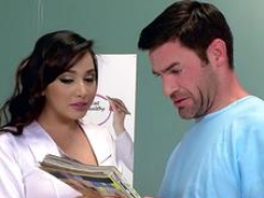 Brazzers - Doctor Adventures - Karlee Grey Charles Dera - Fifty CCs Of Cum