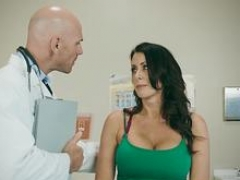 Brazzers - Doctor Adventures -  My Husband Is Right Outside... chapter