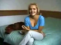 High School Young Blond Virgin Seduced