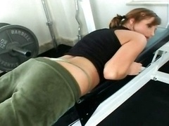 Loretta Loren Gets Fucked At The Gym