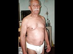 Grandpa swimsuit competition
