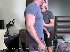 IconMale - otter energy bottem takes fellows big cock