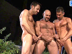 David Anthony, Gio Forte and Bryan Slater