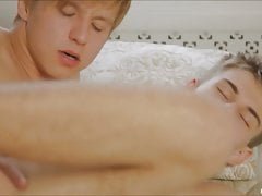 Kote and Alexei Hot Blowjob 69 Style