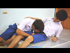 japanese students wet hump after school