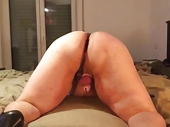 My fat sissy ass