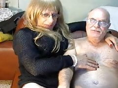 trav53 Italian Grandpa fucks his younger CD gurl compilation