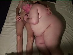 Chaser & Super-Chub Cuddle Fun with Cum Explosion