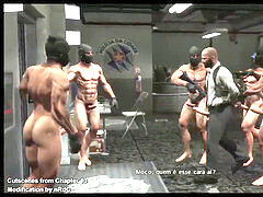 Max Payne 3 naked male opponent Mods