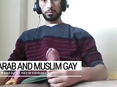 Arab gay Palestinian smoking gun